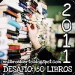 Desafío 2011: 50 libros
