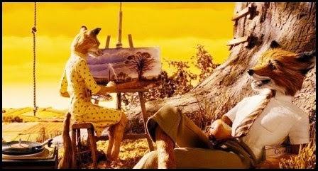 Fantástico Mr. Fox, de Wes Anderson