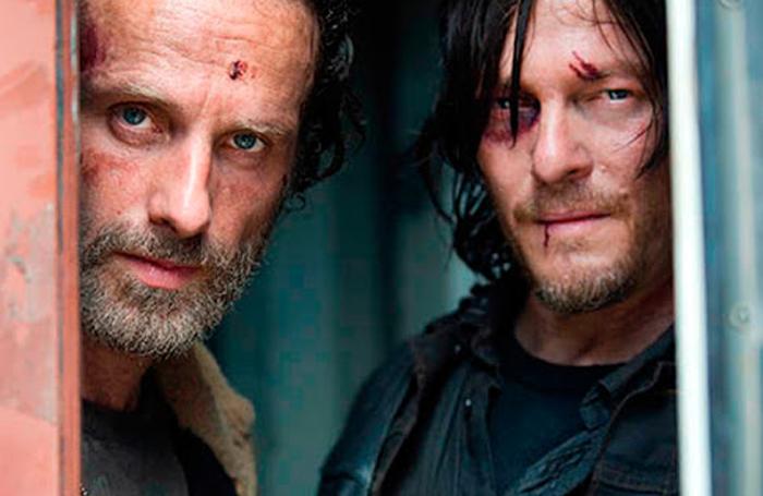 Rick e Daryl