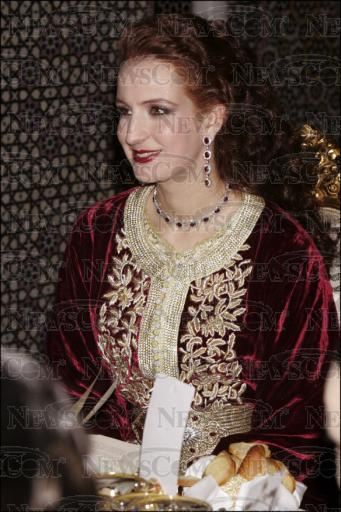 tenues traditionnelles marocaines 2012