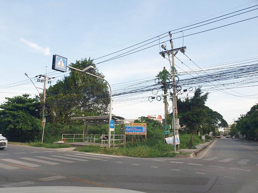 ขาย ที่ดินถนนกรุงเทพกรีฑา