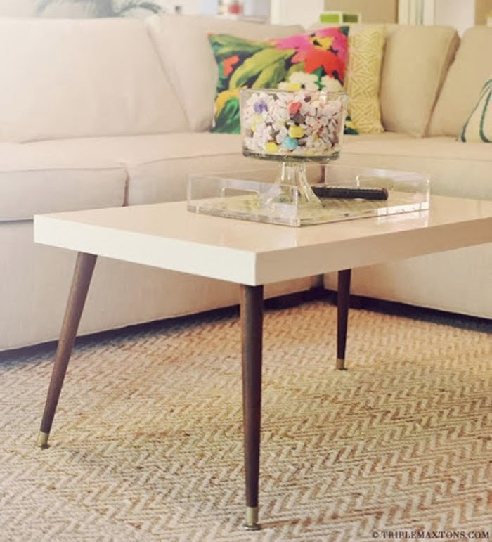 Ikea Lack Coffee Table Legs: 20 Best IKEA Hacks Of 2013