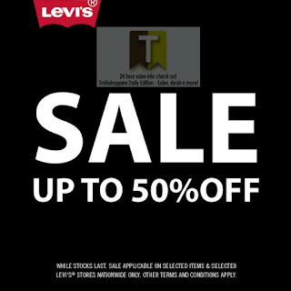The Levi's® SALE 2013