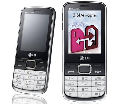 LG S367 dual-SIM phone