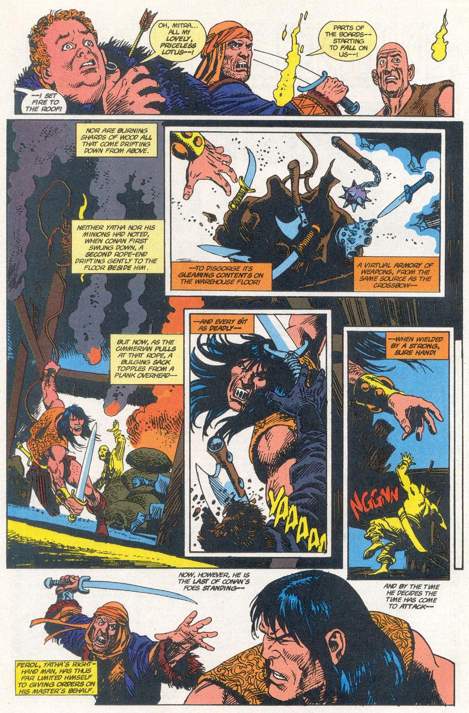 Conan the Barbarian (1970) Issue #273 #285 - English 20