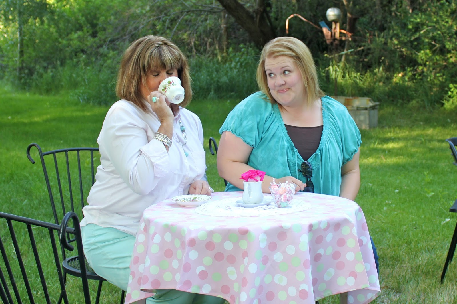 A Day in the Life: My First Real Tea Party
