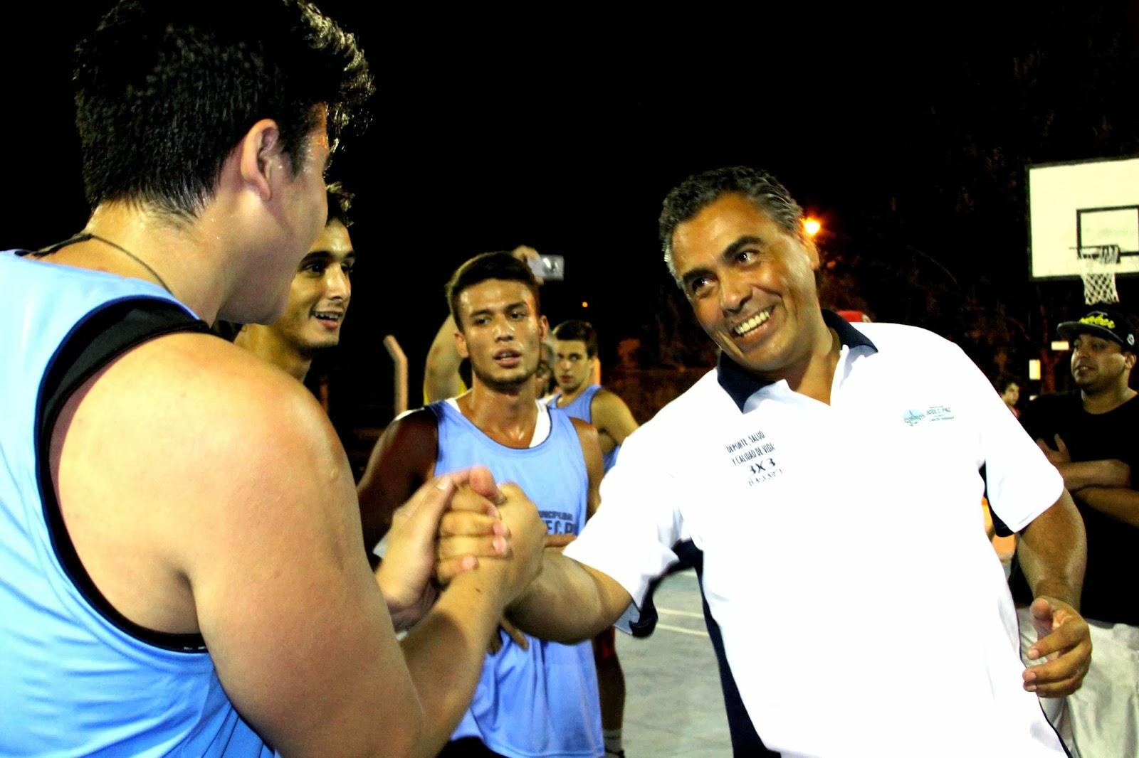 Prensa Municipalidad Jos C Paz Torneo De Basquet 3x3