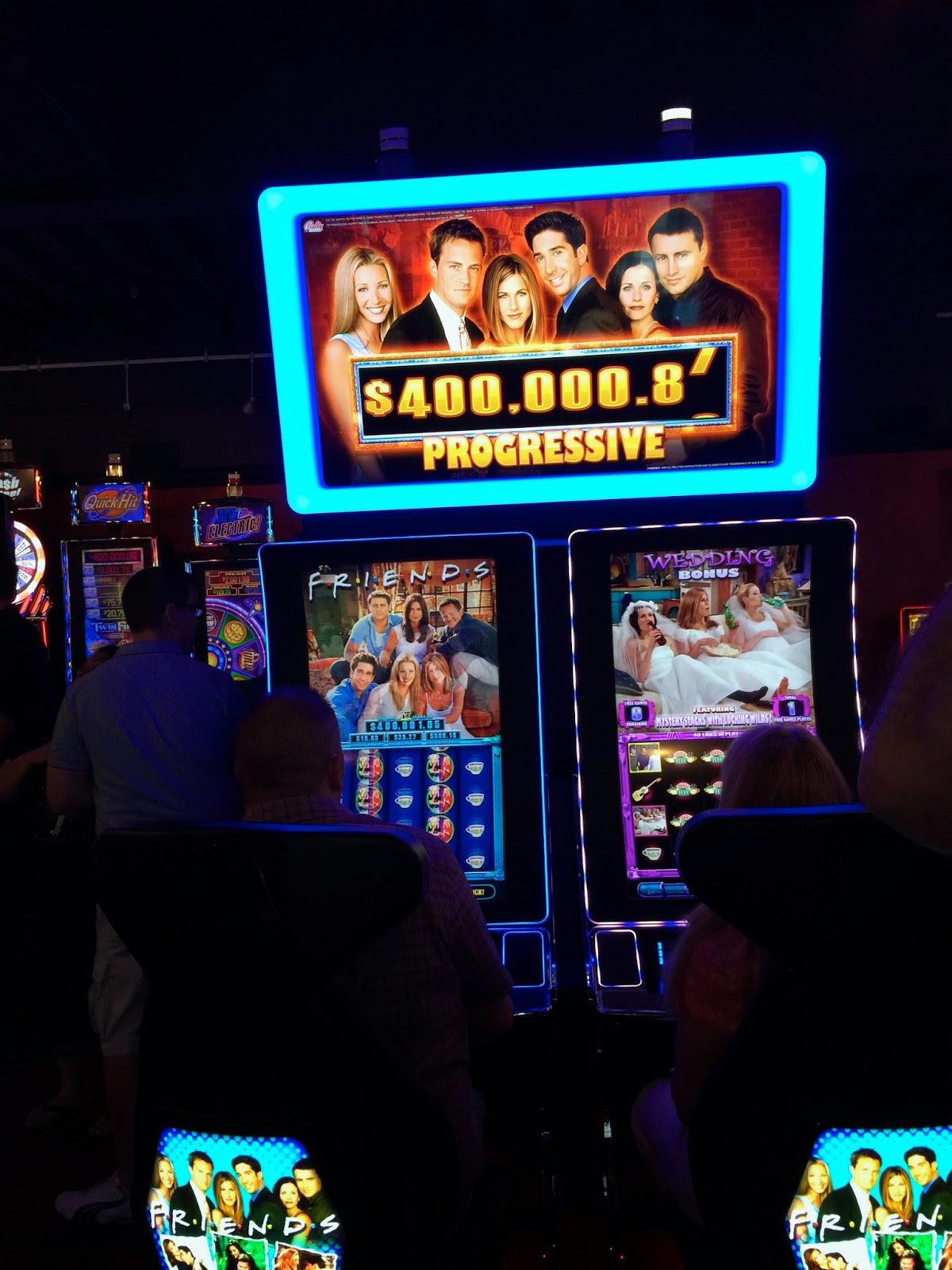 Las Vegas Daze Scientific Games Slot Company Tour