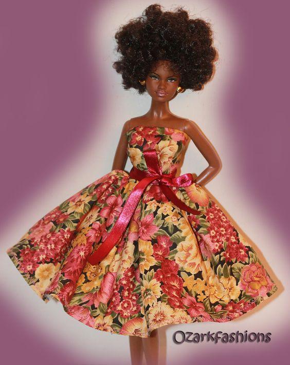 Barbie Floral