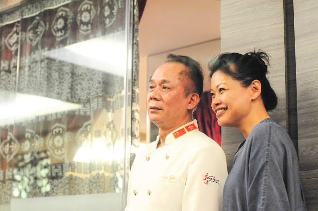 Chef Julian Tam Singapore