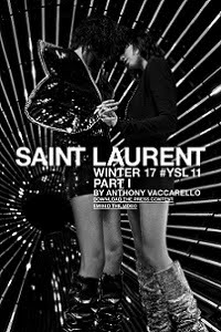 SAINT LAURENT AW2017 AD CAMPAIGN