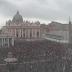 Kamery online w Watykanie i Plac Św. Piotra - Nowy Papież Franciszek