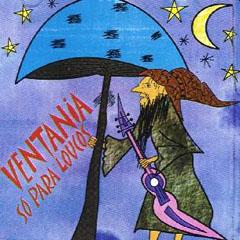 Capa do CD Ventania - Só Para Loucos
