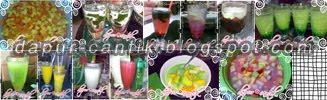 Gambar Koleksi Minuman untuk Berbuka Puasa Dapur Cantik