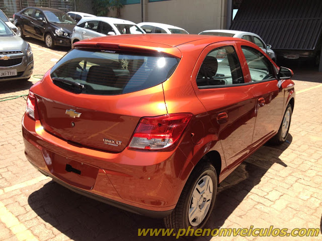 Onix da Chevrolet