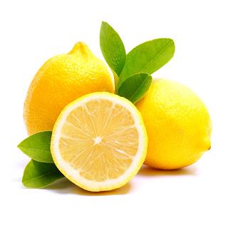 Lemon Pemutih Wajah Alami