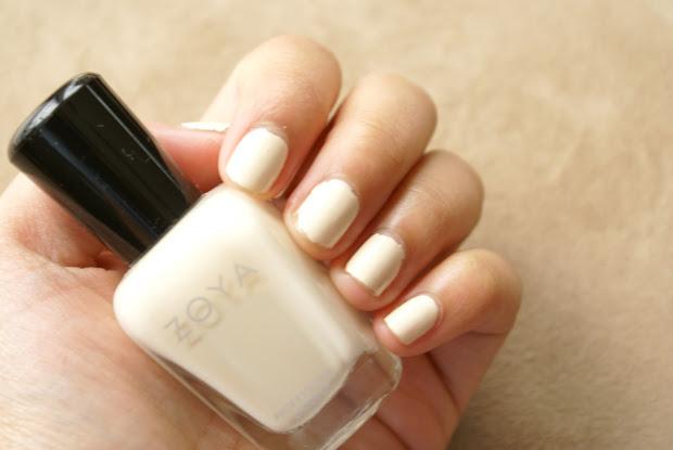 makeup with tea zoya nail polish