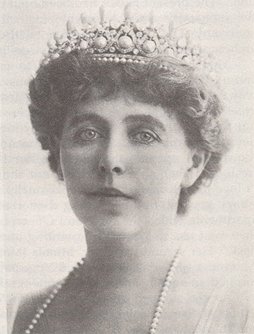 Queen Marie Of Romania And The Royal House Of York border=