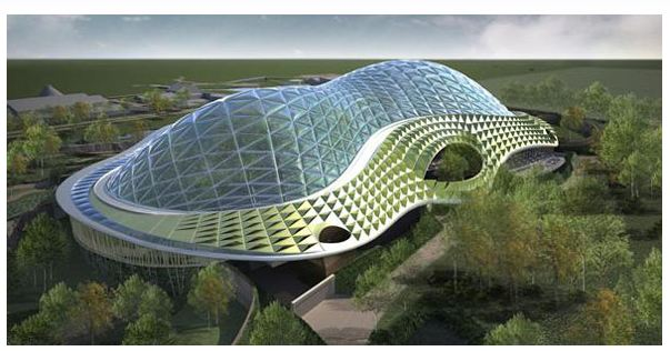 Palinoia Other Biodome Proposals - Heart-of-africa-biodome-at-chester-zoo