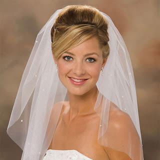 véu de noiva tamanho cotovelo