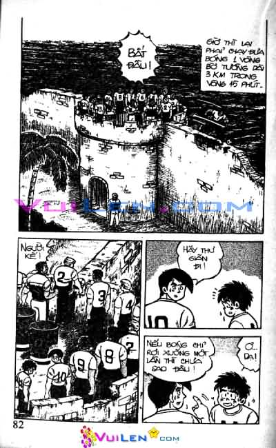 Jindodinho - Đường Dẫn Đến Khung Thành III  Tập 21 page 82 Congtruyen24h