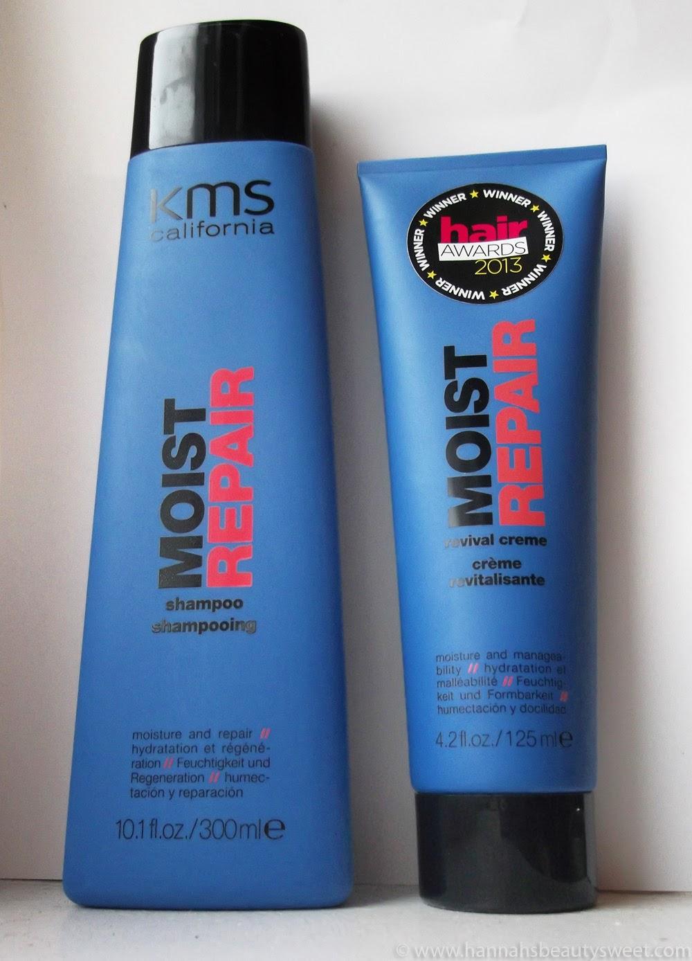 Hair repair, MoistRepair