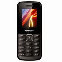 Buy Karbonn K105s Dual Sim (Black) at Rs.699 only :buytoearn