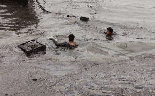 Detik-detik Kematian Berjaya Dirakam Jurugambar di China