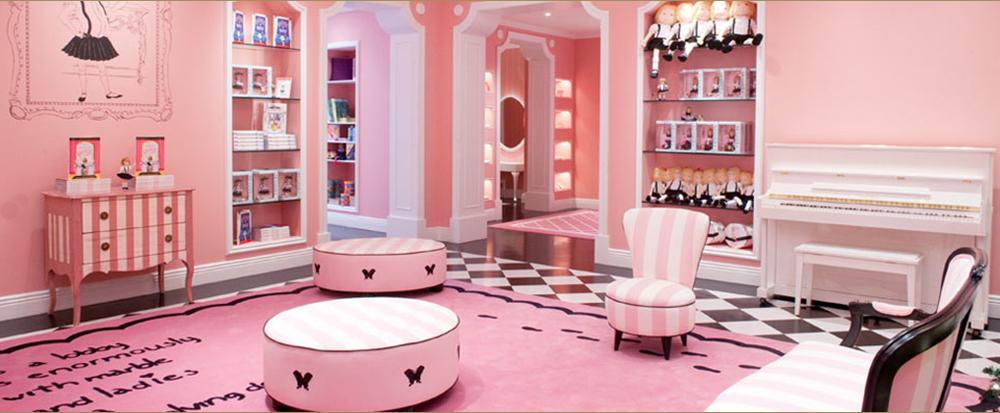 Abcr a studio rouge rose et orange pourquoi choisir for Deco chambre girly
