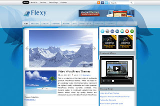 Flexy WordPress Themes