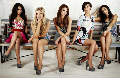 The Saturdays - The Way You Watch Me