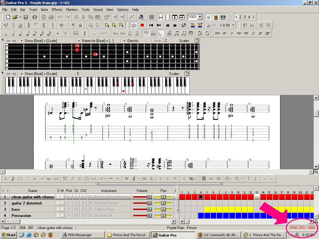 Download Guitar Pro 5 Full Version + Crack