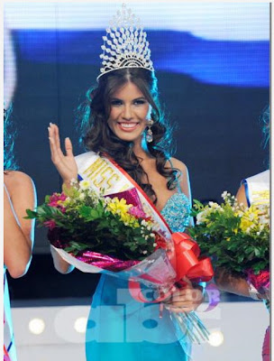 Miss Paraguay 2011