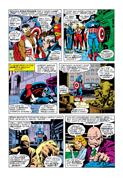 Captain America (1968) Issue #217 #131 - English 15