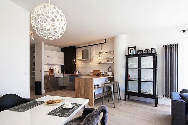 nordic style, home design, decoración nórdica