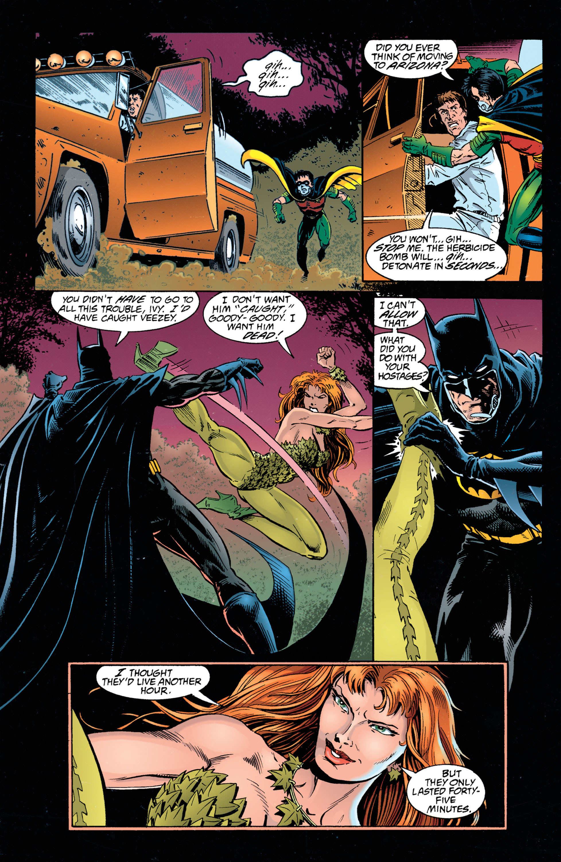 Detective Comics (1937) Issue #694 Page 16