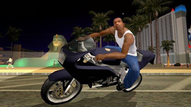 GTA San Andreas Full Version No Rip SS2