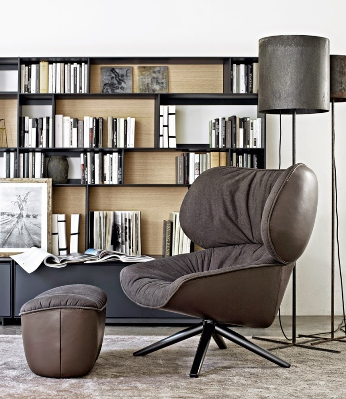 Top 10 comfortable living room chairs by spanish designer for Comfortable living room sets