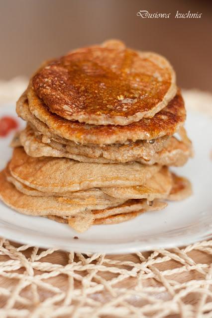 placuszki, przepis na placuszki, placuszki żytnie, zdrowe placuszki, pancakes żytnie, pancakes