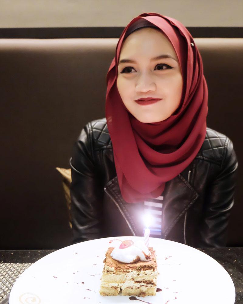 Birthday Girl Hijabi
