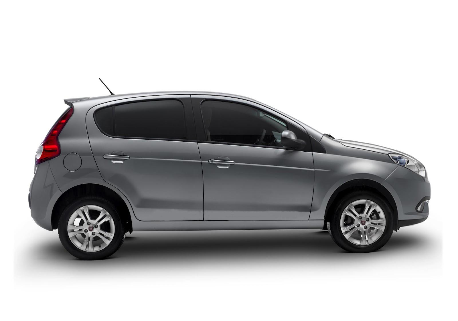 car i Palio Fire Economy 2014