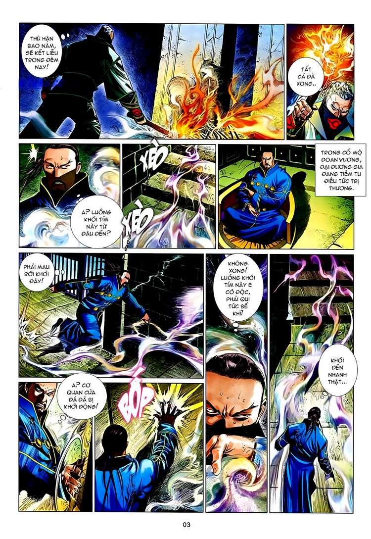 Phong Vân chap 632 Trang 3 - Mangak.info