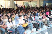 Pelantikan dan Mahasiswa Baru Semester Genap Tahun Akademik 2012/2012