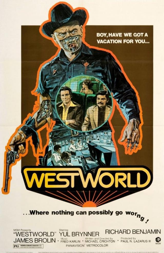 Thế Giới Viễn Tây - Westworld  (1973)