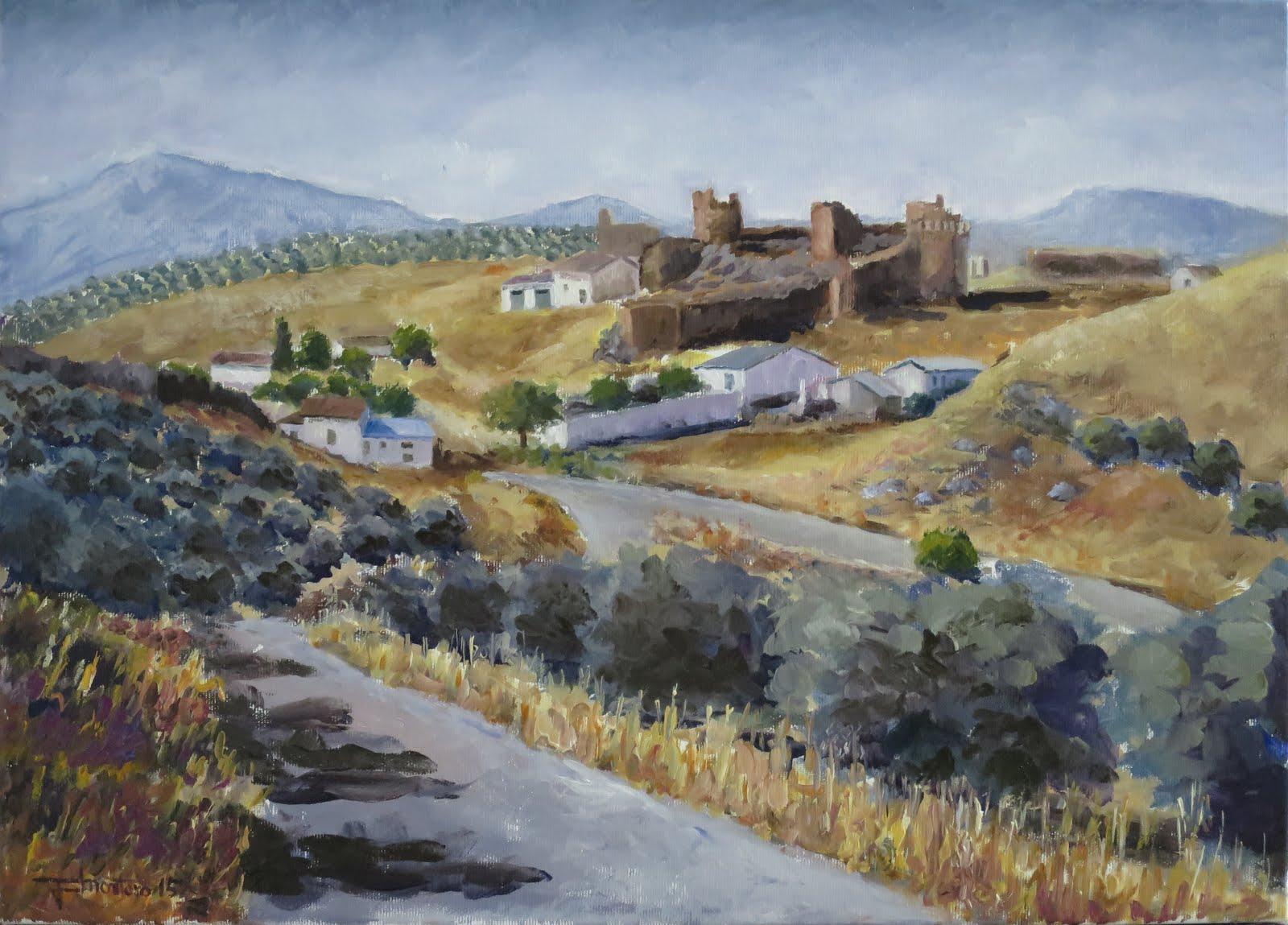 El Berrueco, Torredelcampo (8P)