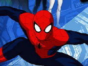 Jugar a Ultimate Spiderman Iron Spider