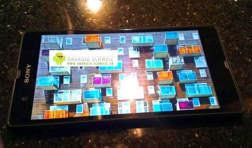 Sony Yuga C6603 smart phone