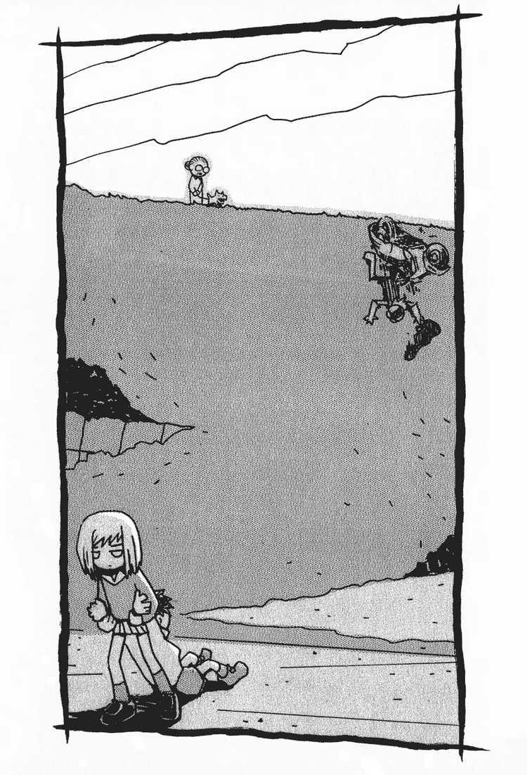 Furi Kuri chap 1 - Trang 12
