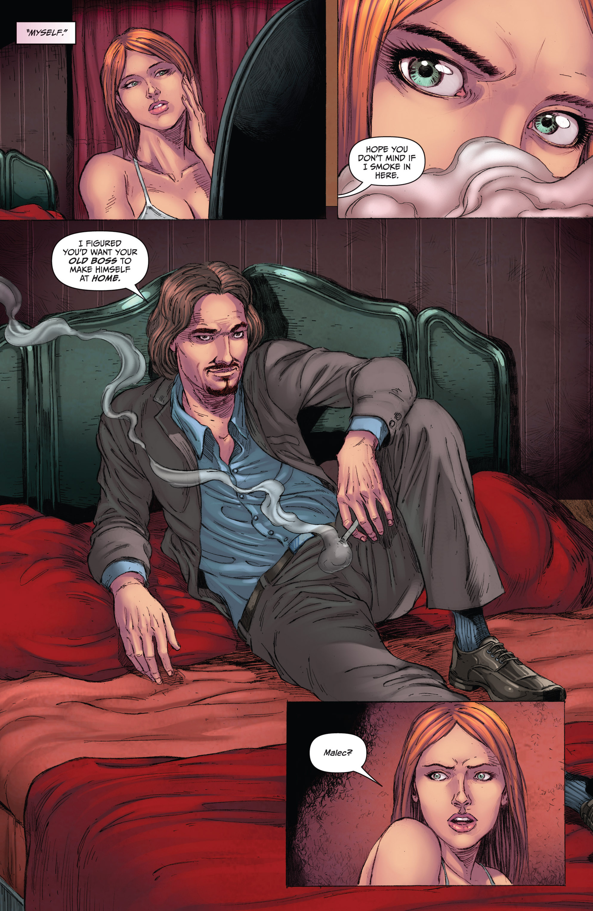 Grimm Fairy Tales (2005) Issue #103 #106 - English 15