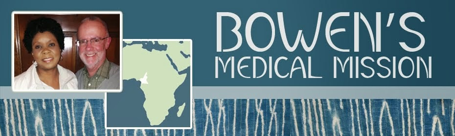 Bowen's medical mission